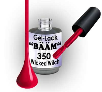 Gel-Lack BÄÄM No.350 Wicked Witch
